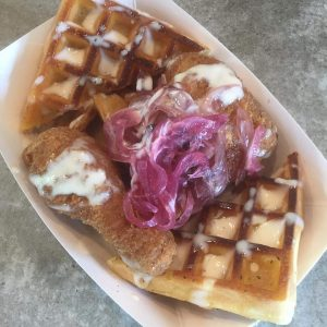 Angle Iron Kitchen Chicken n' Waffle